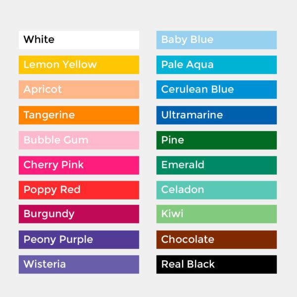 colores versacraft tinta textil