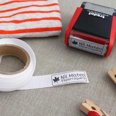 cinta termoadhesiva para marcar ropa
