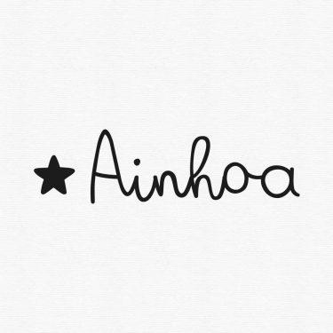 Vinilo Personalizado Black Star