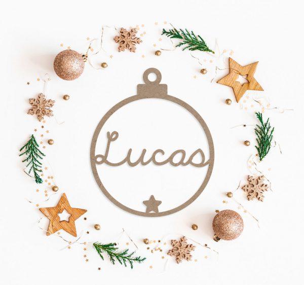 Decoracion-Navidad-Bola-Personalizada-Madera-1