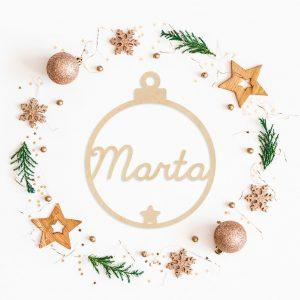 Decoracion-Navidad-Bola-Personalizada-Madera-2