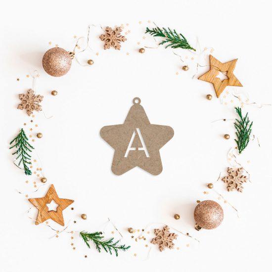 Decoracion-Navidad-Mini-Estrella-Inicial-1