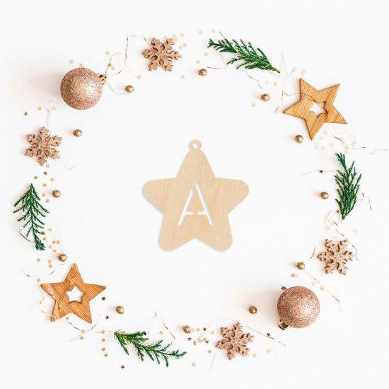 Decoracion-Navidad-Mini-Estrella-Inicial-2