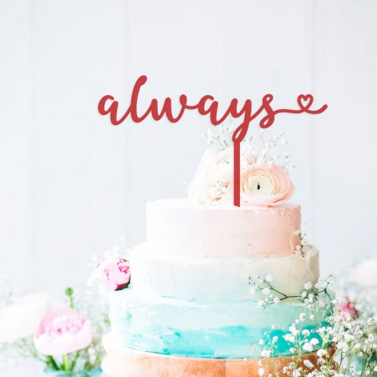 Cake-Topper-Always