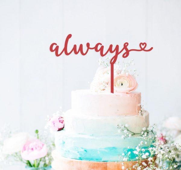 Cake-Topper-Always