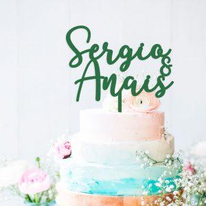 Cake-Topper-Elegante
