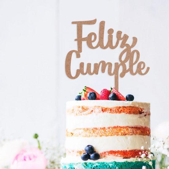 Cake-Topper-Feliz-Cumple