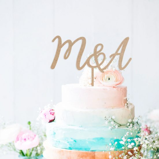 Cake-Topper-Iniciales