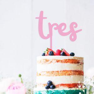 Cake-Topper-Numero-Escrito-Tres